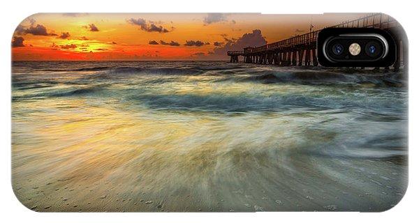 Florida Breeze IPhone Case
