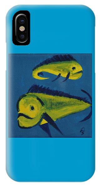 Florida Fish IPhone Case