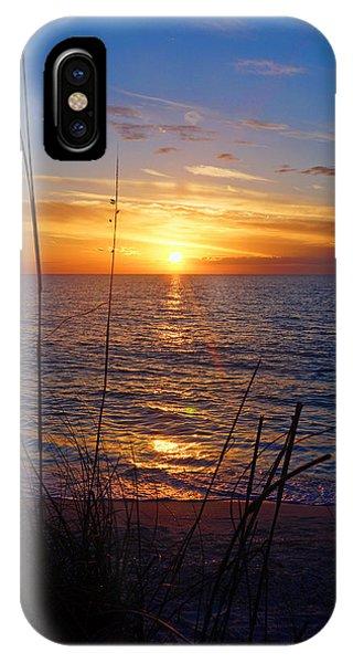 Florida Gulf Coast Sunset IPhone Case