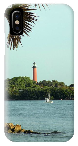 Florida Lighthouse 3 IPhone Case