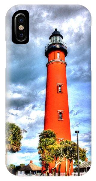 Florida Lighthouse IPhone Case