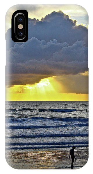 Florida Morning IPhone Case