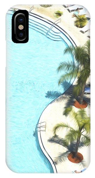 Florida Pool 33 IPhone Case
