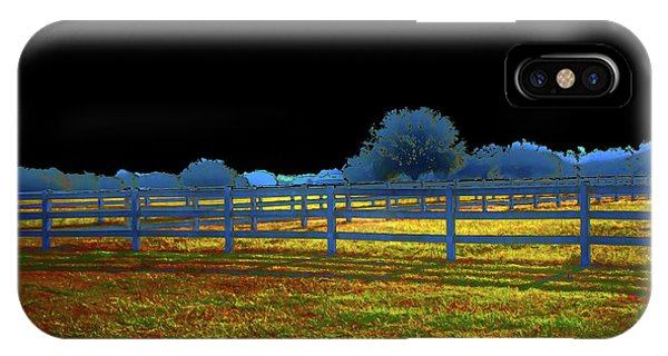 Florida Ranchland IPhone Case