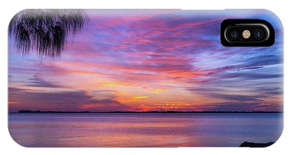Florida Sunset #2 IPhone Case