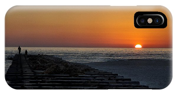 Florida Sunset IPhone Case