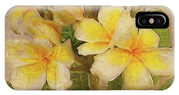 Floridian Bouquet IPhone Case
