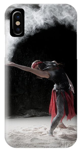 Flour Dancing Series IPhone Case