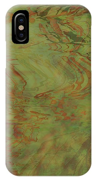 Flow Improvement In The Grass IPhone Case