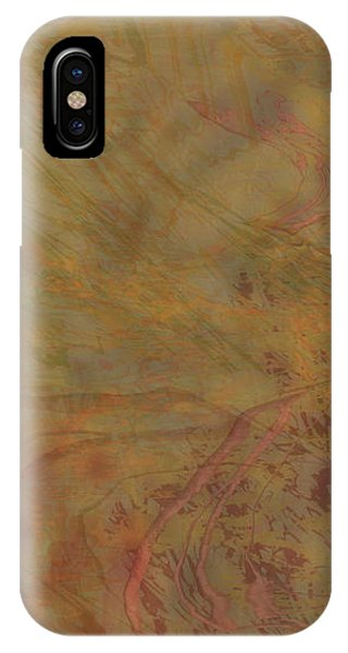 Flow Improvement In The Sand IPhone Case