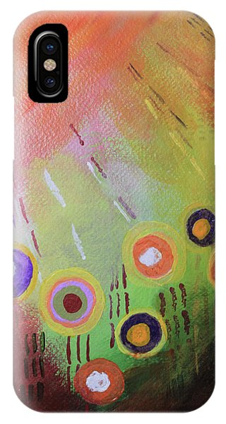 Flower 1 Abstract IPhone Case