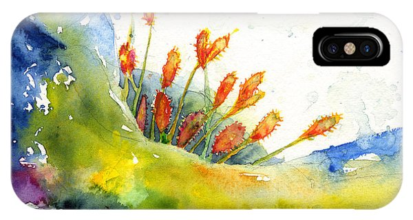 Flower 1 IPhone Case