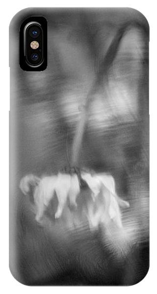 Flower #7421 IPhone Case