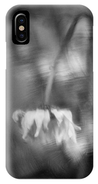 Flower #7421 IPhone Case
