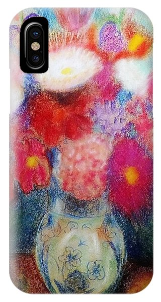 Flower Arrangement IPhone Case