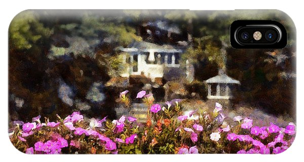 Flower Box IPhone Case