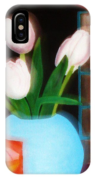 Flower Decor IPhone Case