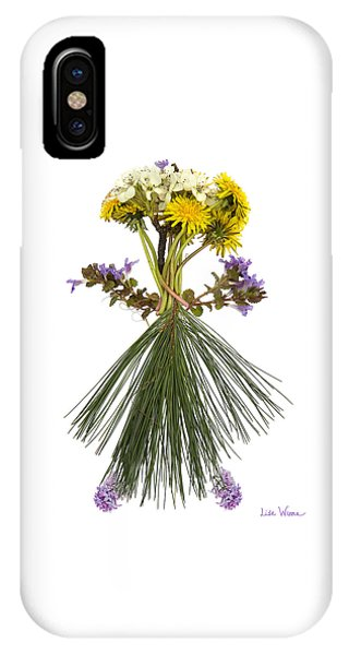 Flower Head IPhone Case