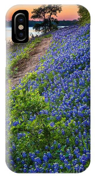 Flower Mound IPhone Case