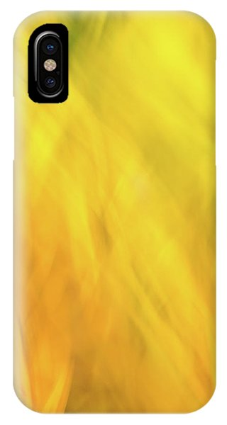 Flower Of Fire 2 IPhone Case