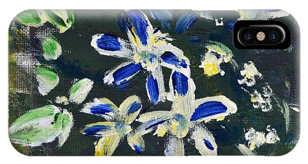 Flower Play IPhone Case