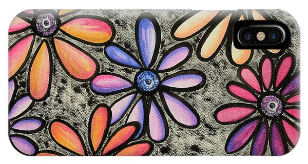 Flower Series 4 IPhone Case