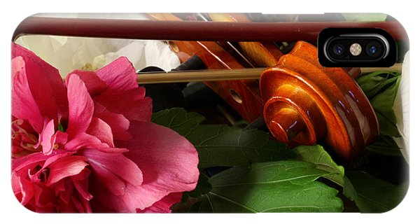 Flower Song IPhone Case