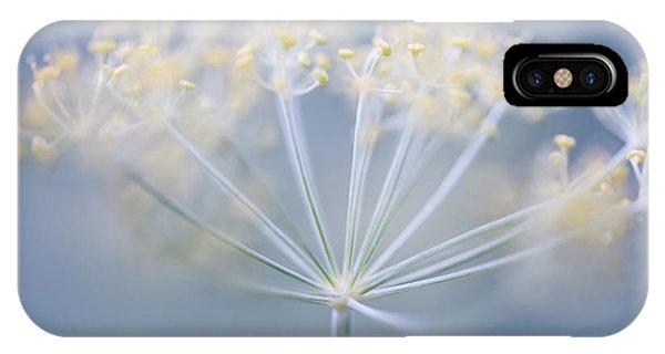 iPhone Case - Flowering Dill by Elena Elisseeva