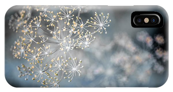 IPhone Case featuring the photograph Flowering Dill Macro by Elena Elisseeva