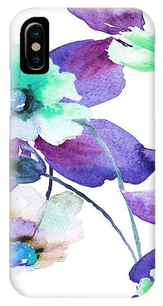 Flowers 01 IPhone Case