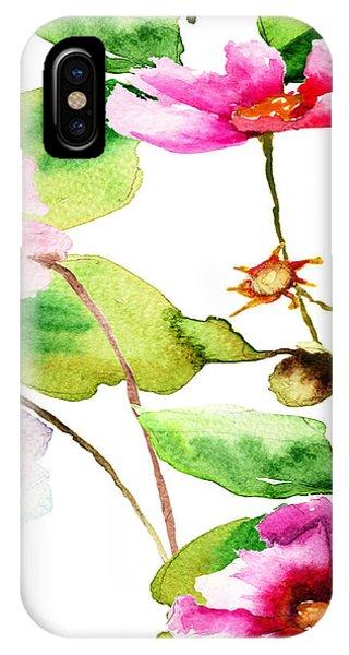 Flowers 03 IPhone Case
