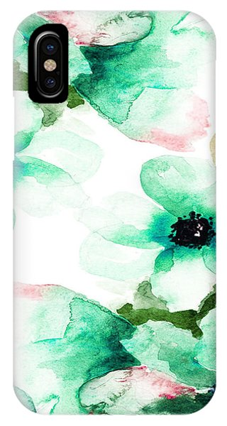 Flowers 07 IPhone Case