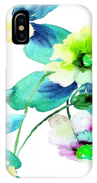 Flowers 08 IPhone Case