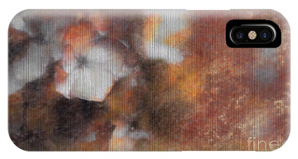 Flowers Abstract 1 IPhone Case