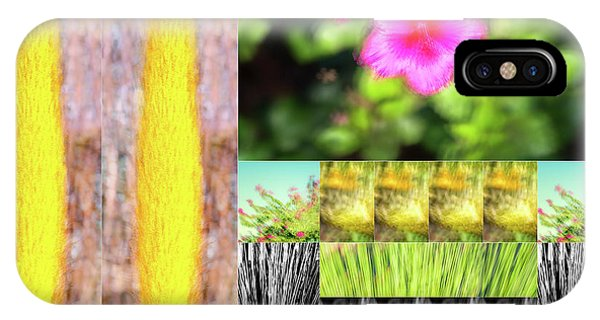 Flowers And Plants Impressionistic IPhone Case