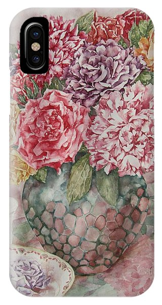 Flowers Arrangement  IPhone Case