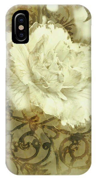 Background iPhone Case - Flowers By The Window by Jorgo Photography - Wall Art Gallery