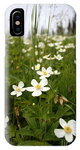 Flowers Everywhere Phone Case by Andrew Serff