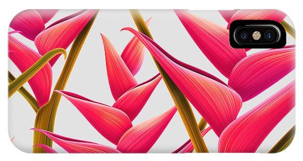 Flowers Fantasia   IPhone Case