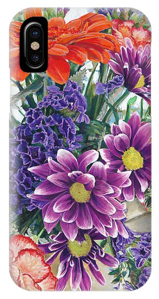 Flowers From Daughter IPhone Case