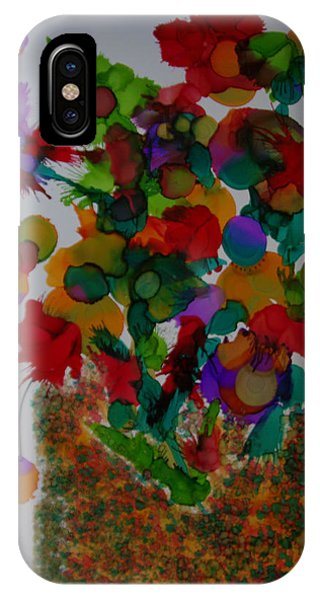 Flowers In The Vase # 63 IPhone Case