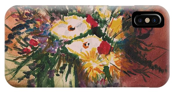 Flowers In Vases IPhone Case