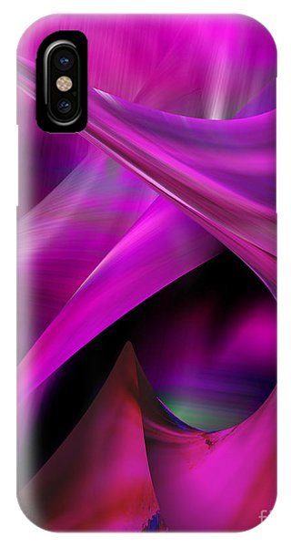 Flowing Energy IPhone Case