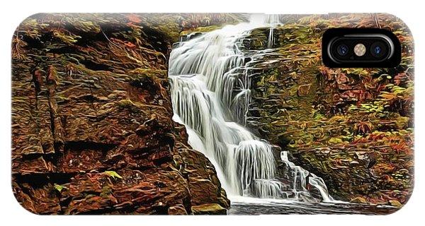 iPhone Case - Flowing Waters by Harry Warrick