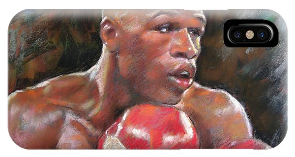 Floyd Mayweather Jr IPhone Case