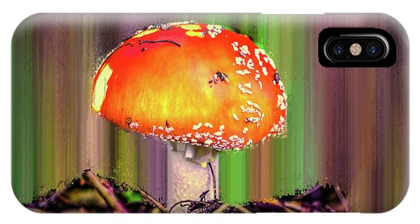 Fly Agaric #g7 IPhone Case