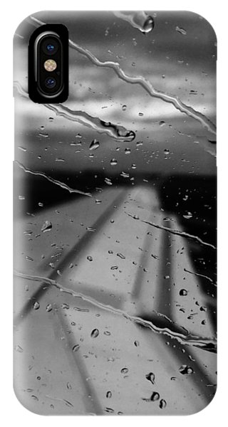 iPhone Case - Fly Away On A Rainy Day by Chris Feichtner