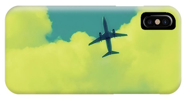 Fly Away  Without Snapshot Border IPhone Case