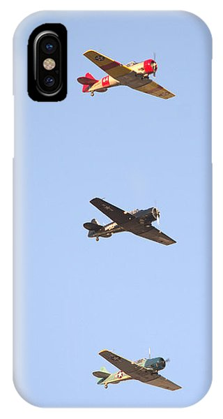 Fly Boys IPhone Case