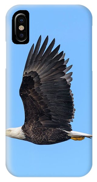Pacific Ocean iPhone Case - Fly By by Chad Dutson